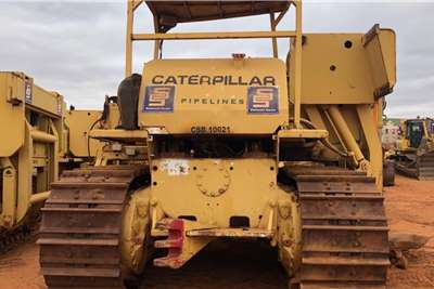 Caterpillar 583 Pipelayer