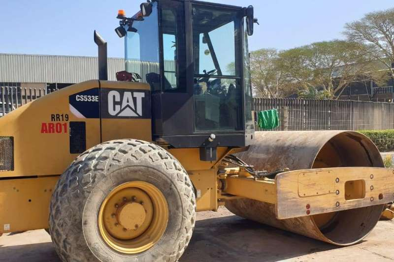Caterpillar Rollers CS533E 2009