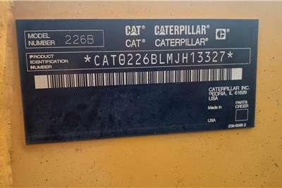 Caterpillar CAT 226B SKIDSTEER Skidsteers
