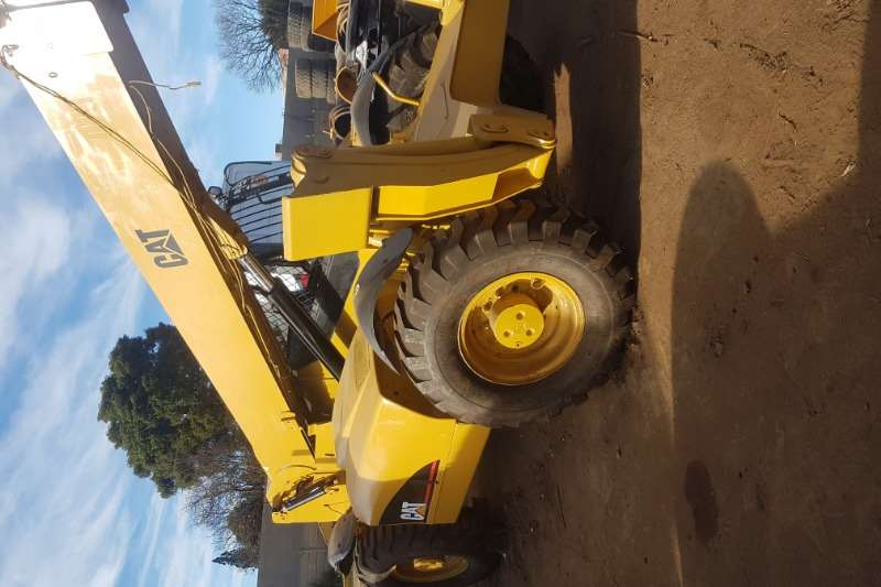 Caterpillar Telehandlers TH460B