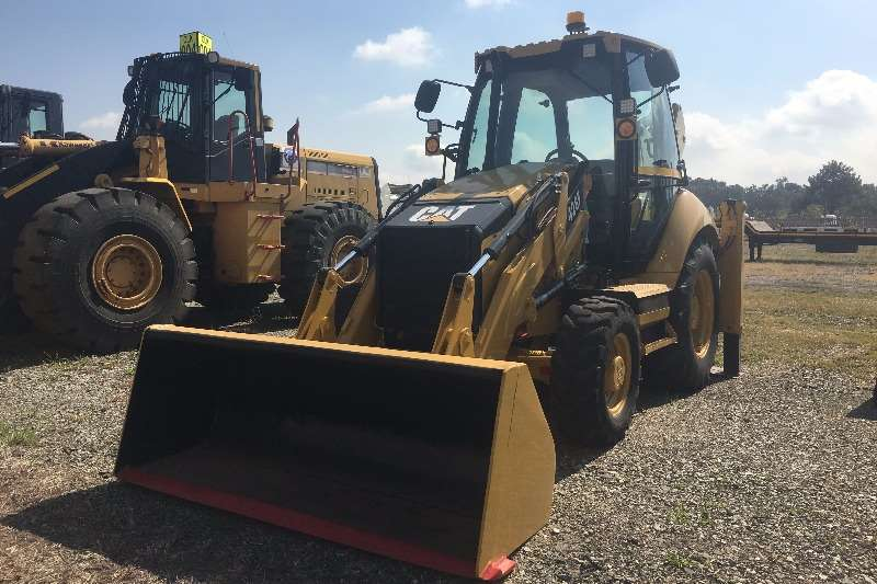 Caterpillar TLBs 2013 CAT 428F 2013