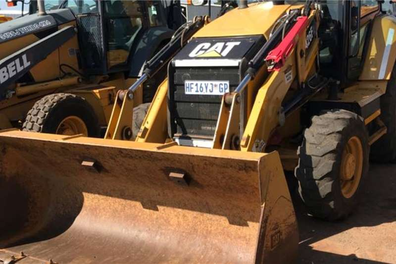 Caterpillar TLBs 2017 CATERPILLAR  426F2 2017