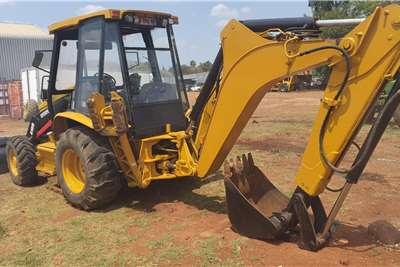 Caterpillar 416 D 4X4 TLBs