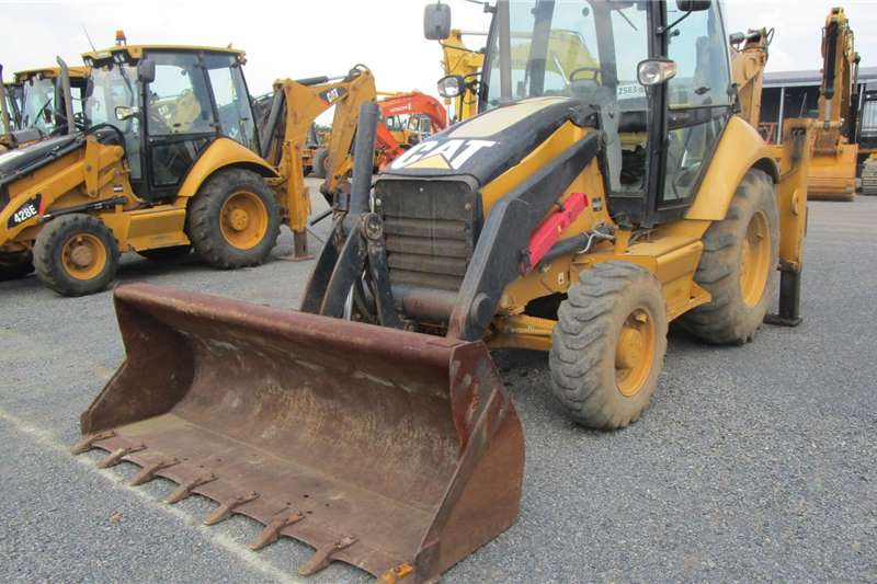 Caterpillar TLBs 422 E 2007