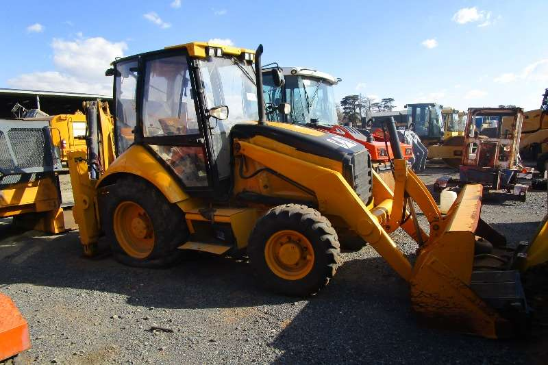 Caterpillar TLBs 422 E 2008