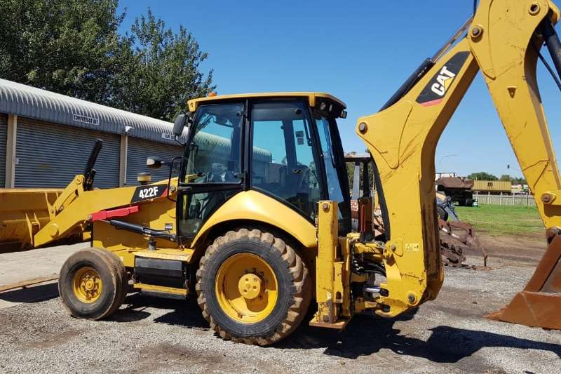 Caterpillar TLBs 422F