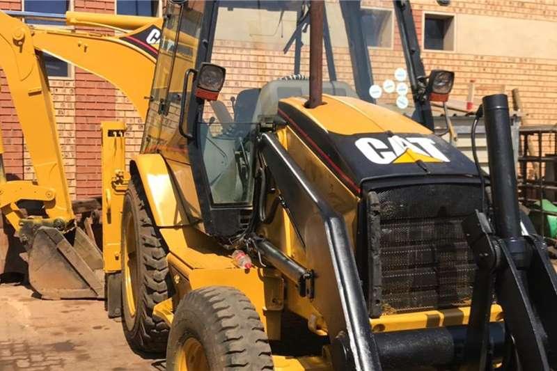 Caterpillar 424D TLBs