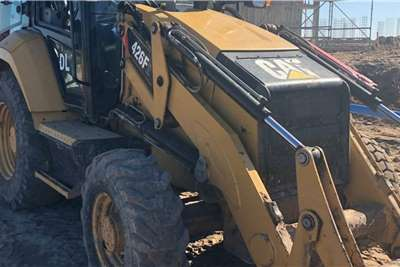 Caterpillar 426F2 TLBs