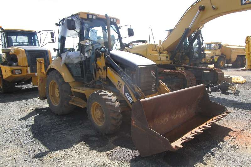 Caterpillar TLBs 428 E 2008