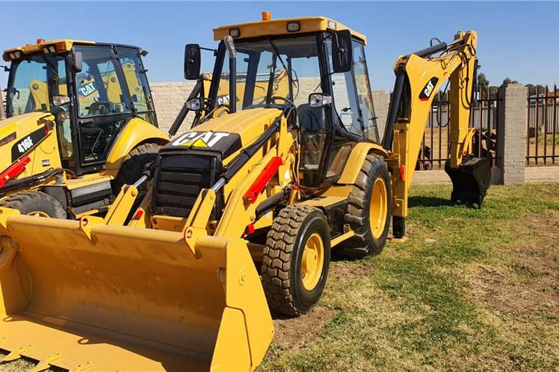 Caterpillar TLBs 428C