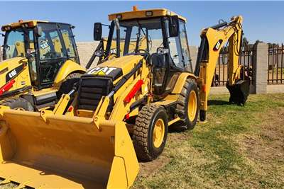Caterpillar 428C TLBs