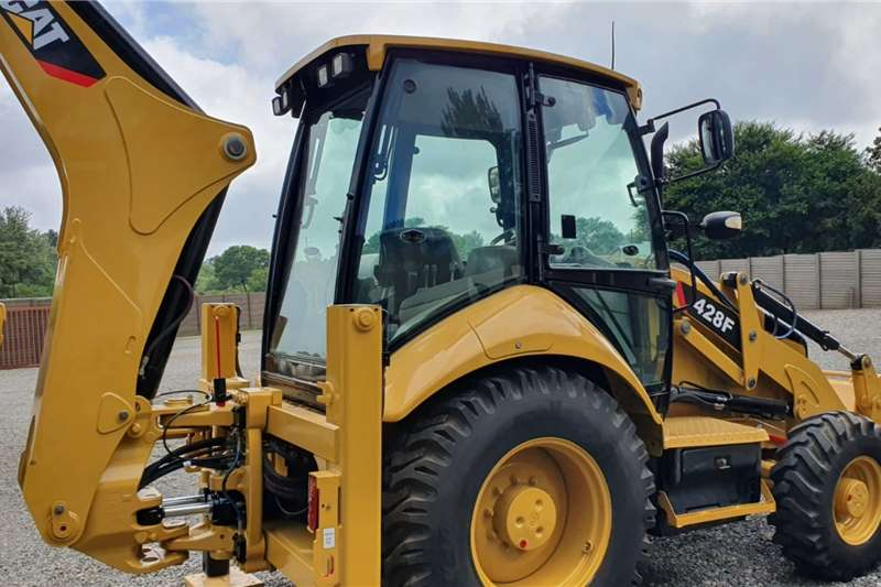 Caterpillar TLBs 428F 2014
