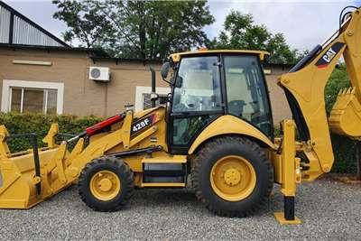 Caterpillar 428F TLBs
