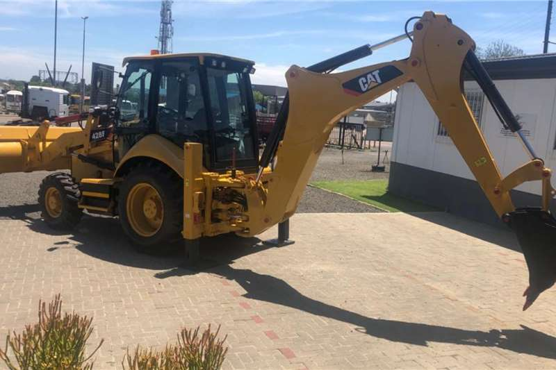 Caterpillar 428F TLBs