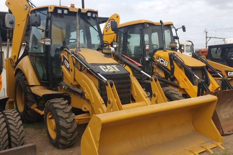 Caterpillar TLBs 428F 4x4 2014