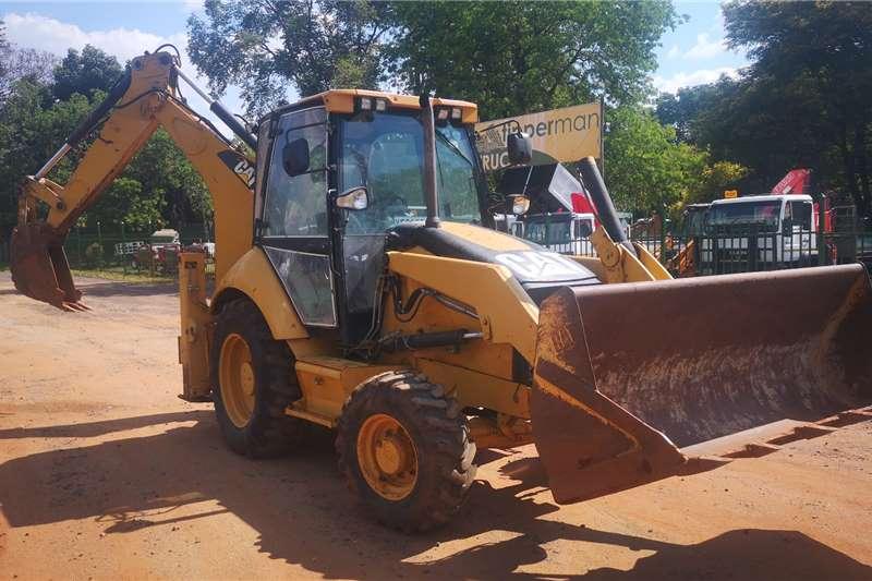 Caterpillar CAT 422e tlb TLBs