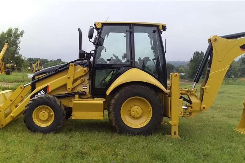 Caterpillar CAT428E 4X4 TLBs