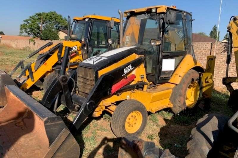 Caterpillar TLBs Caterpiilar 422E 4x2 Backhoe Loader TLB 2007