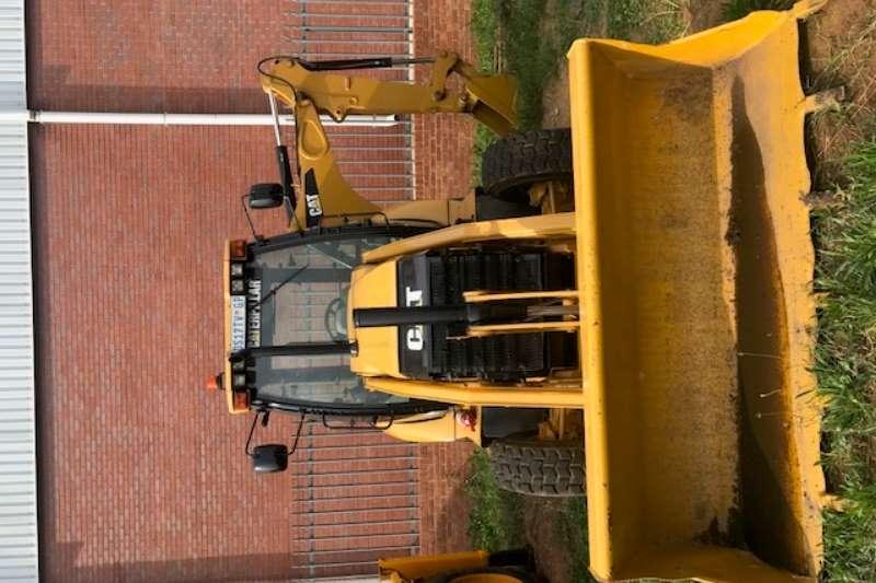 Caterpillar Caterpillar 416F 4x4 Backhoe Loader TLB TLBs