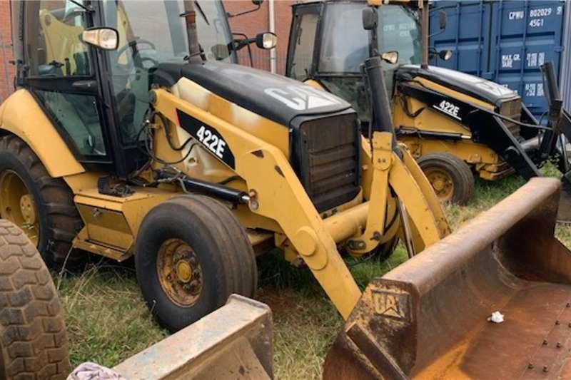 Caterpillar Caterpillar 422E 4x2 Backhoe Loader TLB TLBs