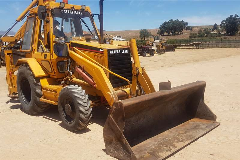 Caterpillar TLBs Caterpillar 428 1992