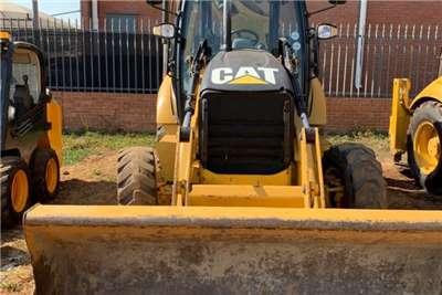 Caterpillar Caterpillar 428E 4x4 Backhoe Loader TLB TLBs