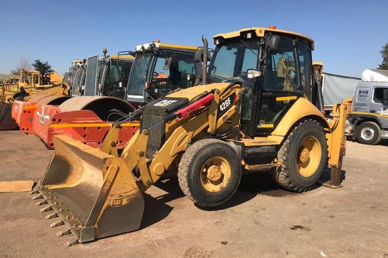 Caterpillar TLBs Construction 2012 Caterpillar 428F 4x4 Tlb 2012