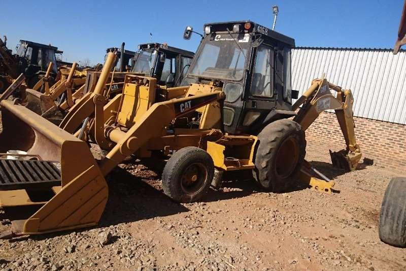 Caterpillar TLBs Construction 416B (4x2)