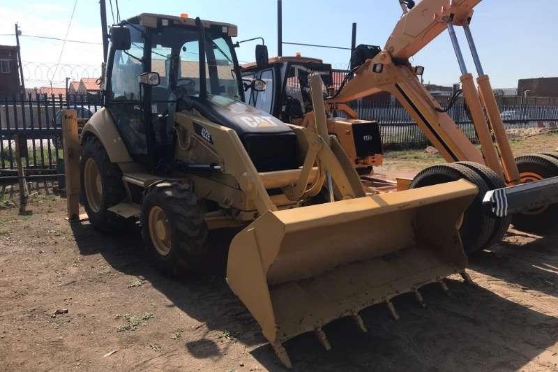 Caterpillar TLBs Construction 422E 4X4 2007