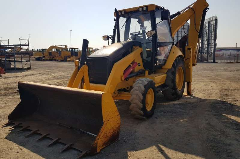 Caterpillar TLBs Construction 422E 4X4 TLB 2008