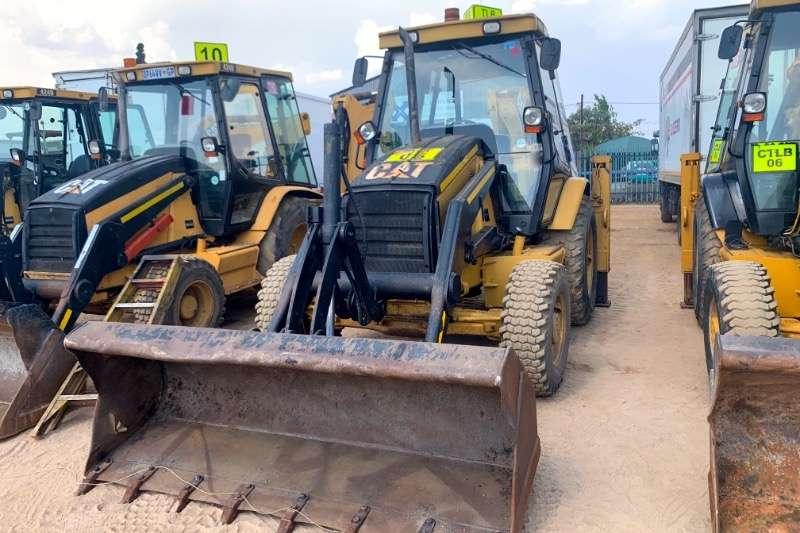 Caterpillar TLBs Construction 424 4X4 2003
