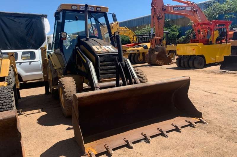 Caterpillar TLBs Construction 424 4X4 2005