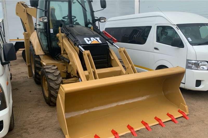 Caterpillar TLBs Construction 428 4X4 2011