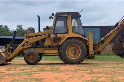 Caterpillar Construction 428B (4x2)   Perkins motor TLBs