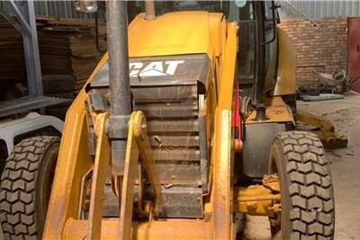 Caterpillar Construction (4x4)   (Viewing by appointment only) TLBs