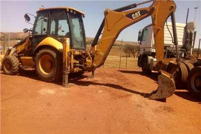 Caterpillar Construction CAT 428E 4X4 TLB TLBs