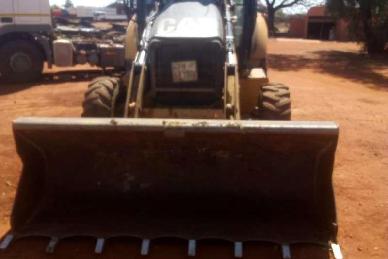 Caterpillar TLBs Construction CAT 428E 4X4 TLB 2011