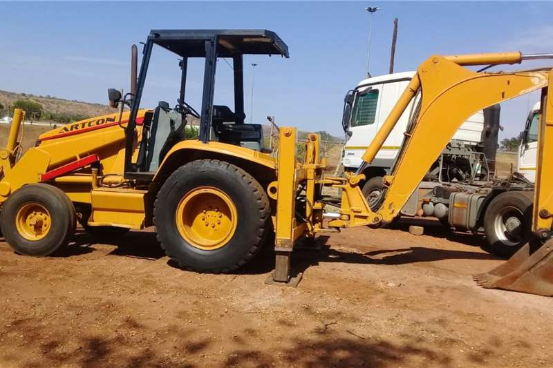Caterpillar TLBs Construction CATTERPILLAR 428 C TLB 1996