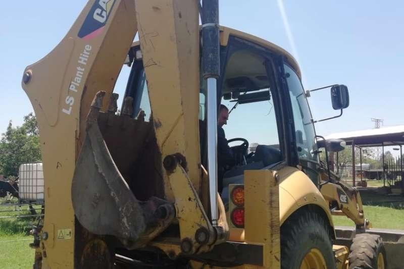 Caterpillar Farming 428E 4x4 TLBs