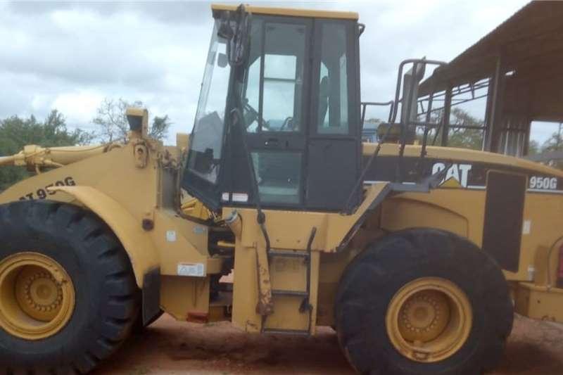 Caterpillar Wheel loader 950G 2004
