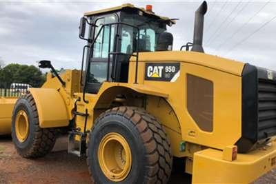Caterpillar CAT 950GC Wheel loader