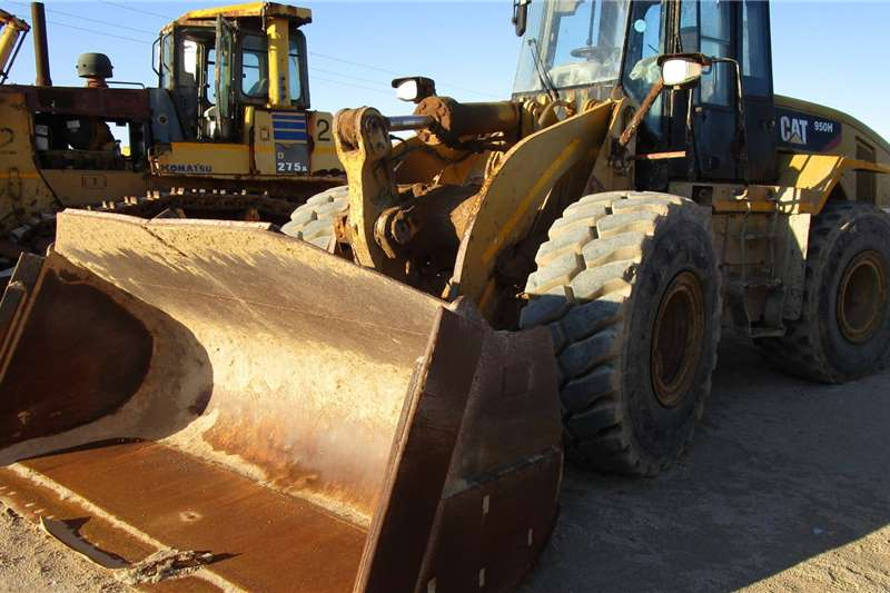 Caterpillar Construction Caterpillar 950H Wheel Loader Wheel loader