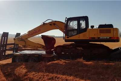 Changlin ZG3210 9C (21t)   View by appointment only Excavators