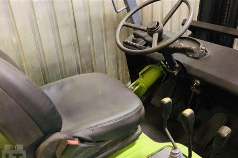 Clark Diesel forklift CLARK 4 500kg load Forklifts