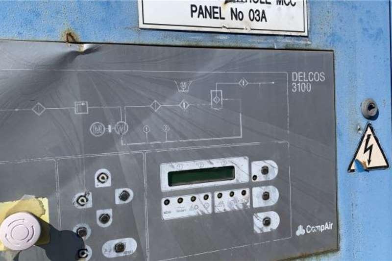Compair CompAir L200 7.5A, 36.6m?, 1 Bar Compressor Compressors