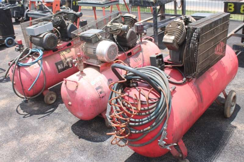 Compressors 150l Mobile Air Compressor