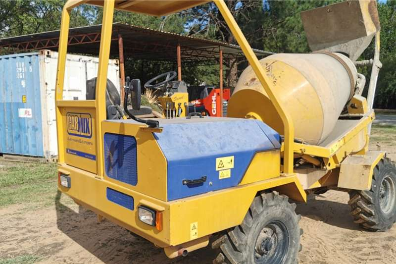 Concrete mixer Carmix One 2015