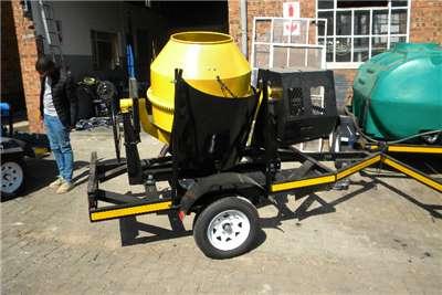 Concrete Mixer Concrete mixer