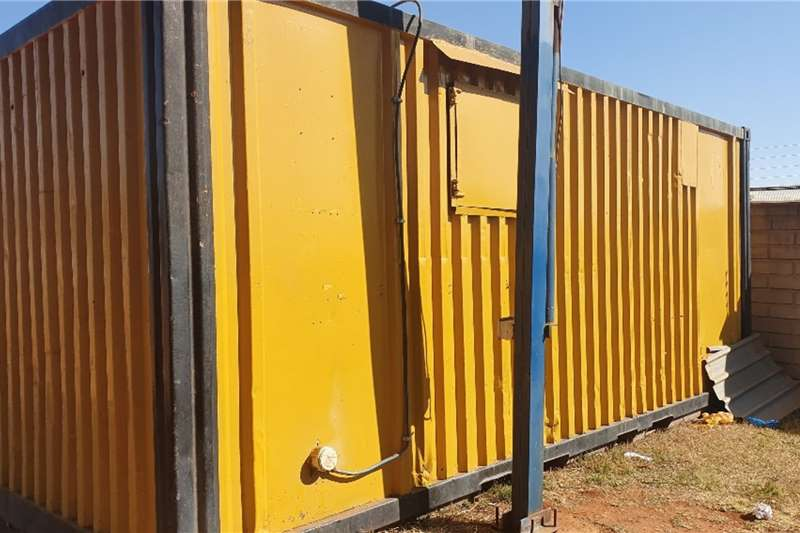 0 Office Container