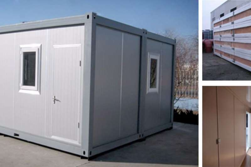 2020 Sino Plant  Container - Double Size Room